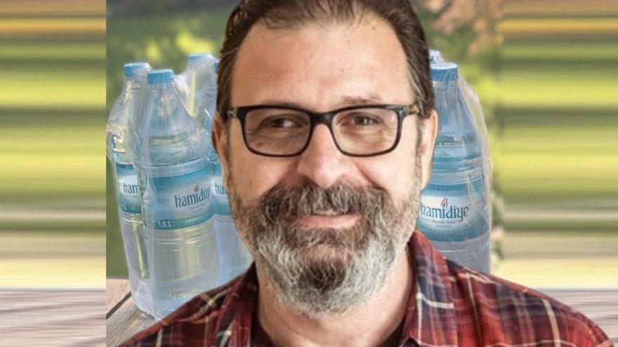 Can Yılmaz'dan çarpıcı Hamidiye Su mesajı