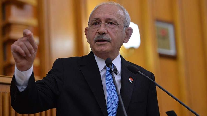Kılıçdaroğlu: Muhalefetin görevi bir kişiye koltuk bulmak değildir