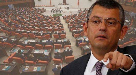 CHP'li Özel: Ağızdaki bakla plan dahilinde mi çıktı?