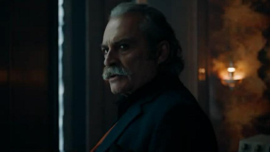 Haluk Bilginer'in yeni dizisi Alex Rider'da Dr. Greif rolünde karşımıza çıkacak