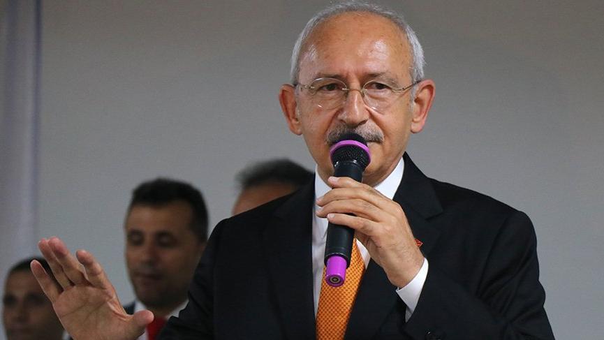 Kılıçdaroğlu: Bize her türlü iftirayı atarlar