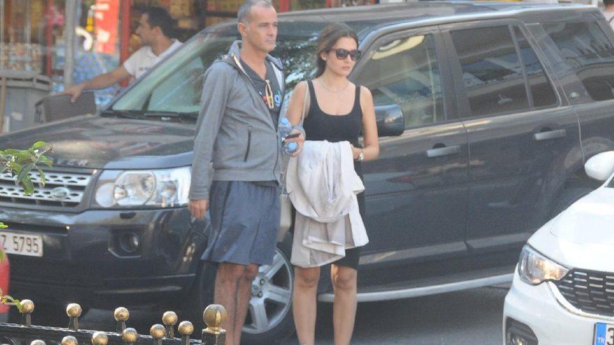 Mehmet Özer yeni kız arkadaşıyla görüntülendi