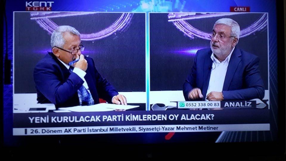 Mehmet Metiner: 'Kayseri Türkiye'nin Pensilvanyası'dır'