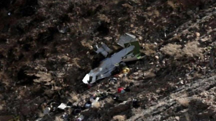 Son dakika... ABD'de küçük uçak düştü: 3 ölü, 3 yaralı