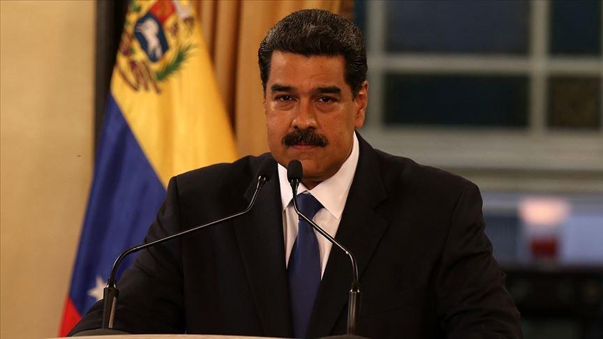 Maduro: BM'den bize yardım gelmedi