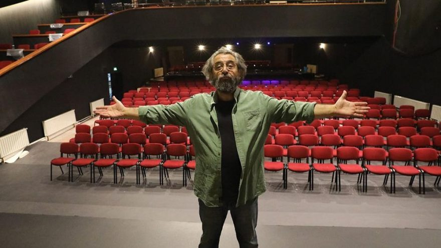 Ankara'ya yeni tiyatro