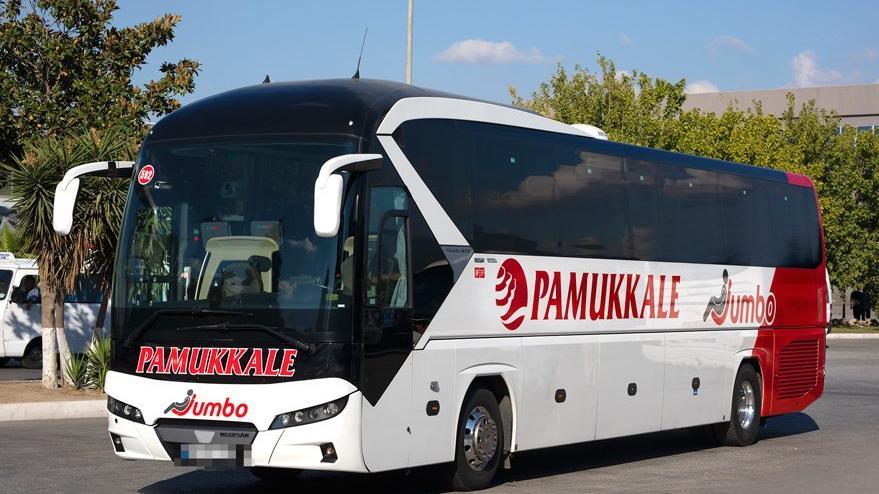 Pamukkale'den yeni bir yolculuk markası!