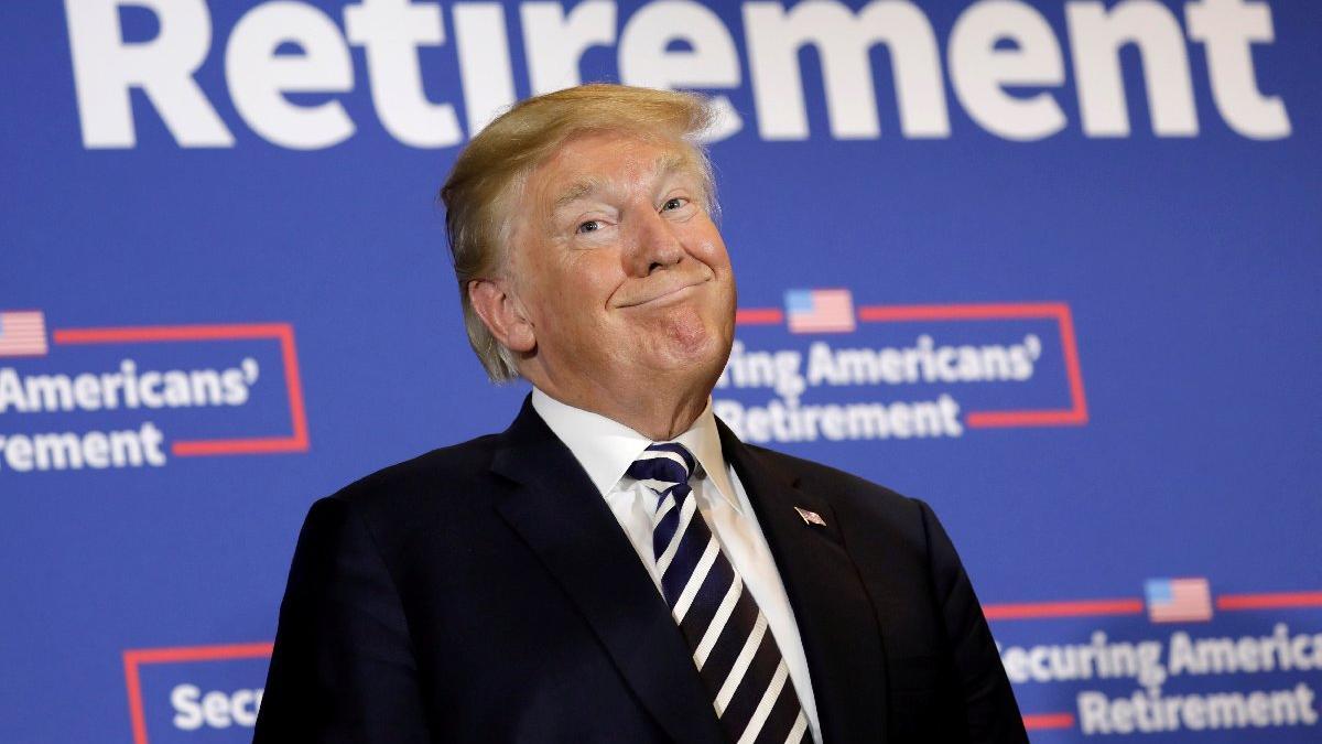 Trump'tan Biden savunması: Yolsuzluğu soruşturmak benim görevim
