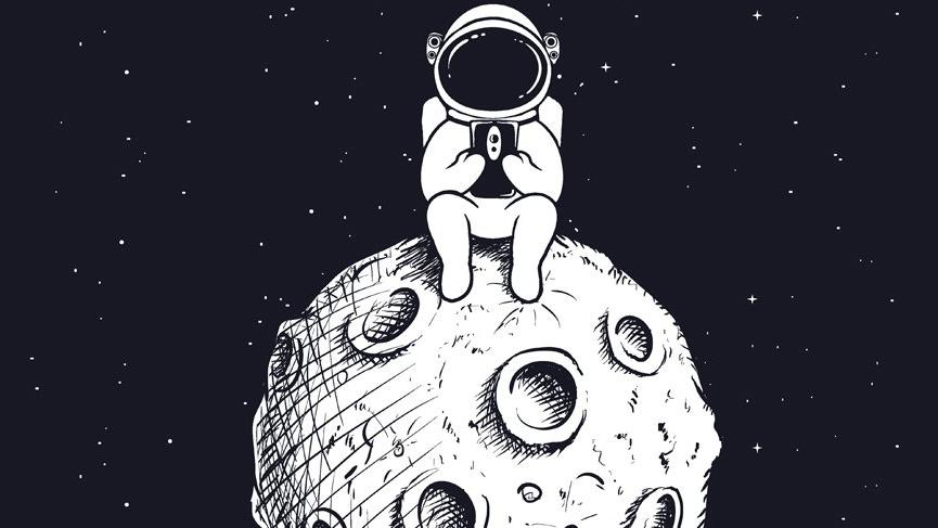 Ekim ayında Ay'ın boşlukta olduğu zamanlara dikkat!