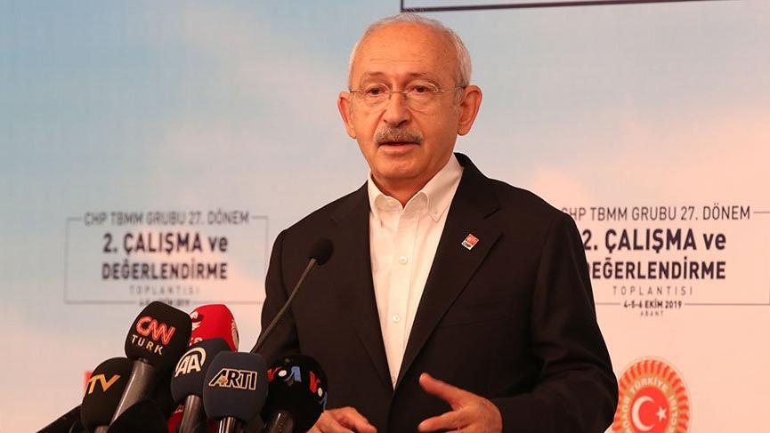 Kılıçdaroğlu: Konuşmamı malum zat da dinlesin diye yarı da kestim