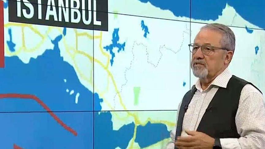 Prof. Görür: Yıllardır söyledik kırılırsa İstanbul'da 7.2'lik deprem olur