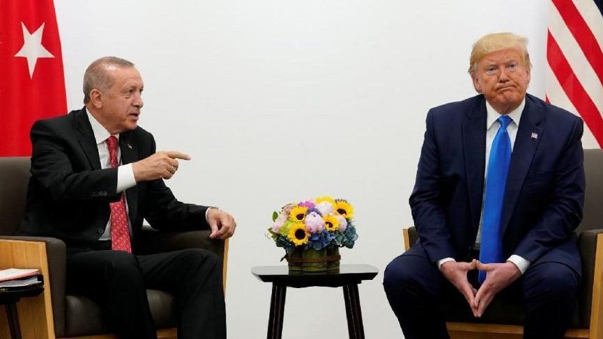 Son dakika... Erdoğan Trump'la görüştü! ABD'ye gidiyor...