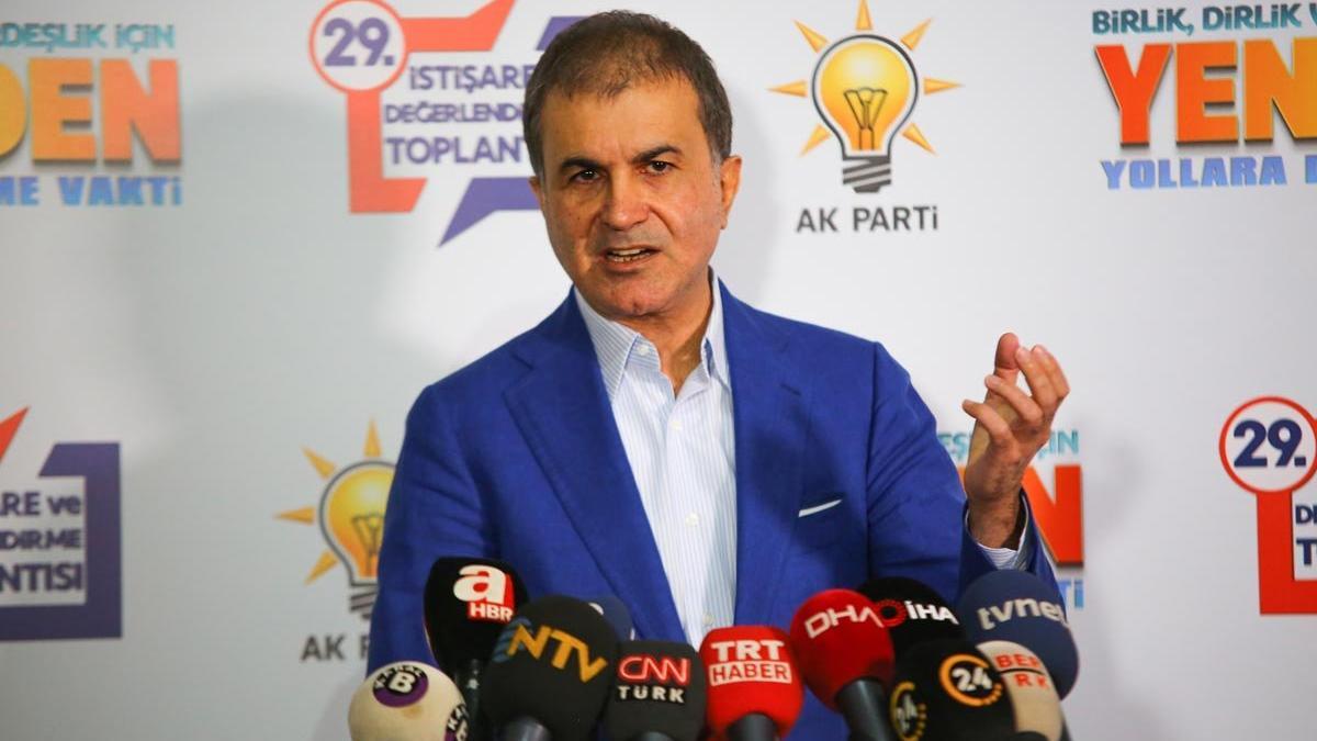 AKP Sözcüsü Çelik: Yargı reformunda en önemli madde ifade özgürlüğü