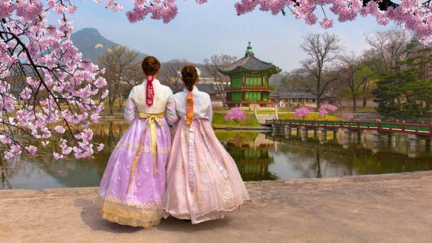 Güney Kore'nin görkemli sarayları