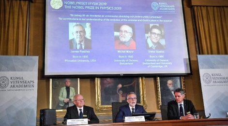 Nobel Fizik Ödülü üç bilim insanına değer görüldü