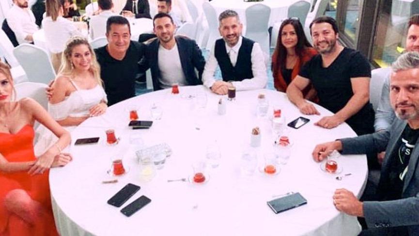 Ahmet Dursun ve Asena Demirbağ düğün yaptı