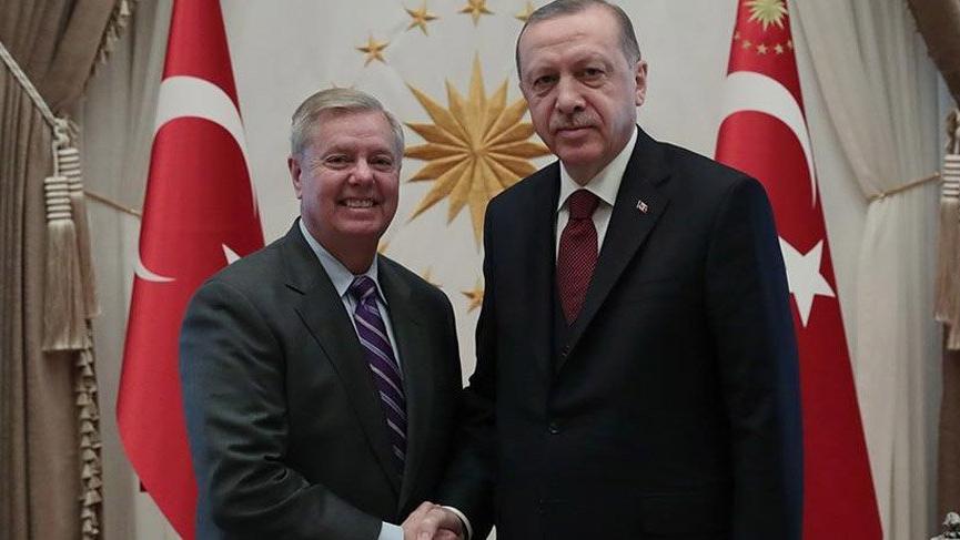 Erdoğan ile konsere giden Graham'dan Türkiye'ye tehdit mesajı!