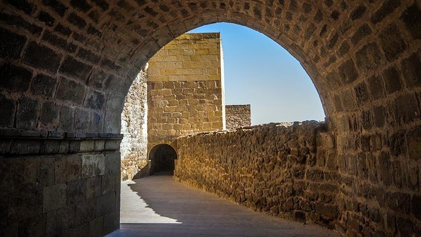 Niğde'nin 1000 yıllık kalesi