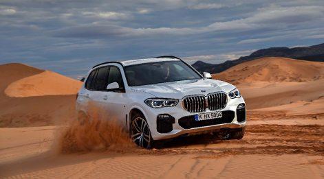 BMW yeni X5'e çözüm arıyor