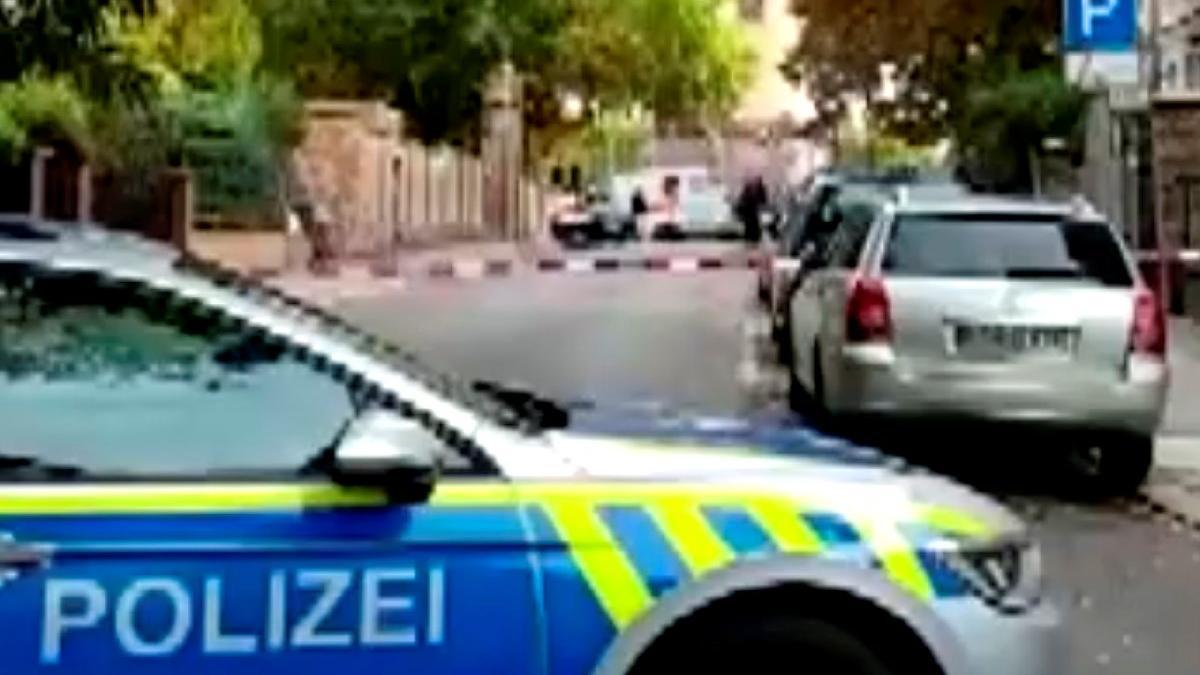 Almanya'da panik: Silahlı saldırı: Ölü ve yaralılar var