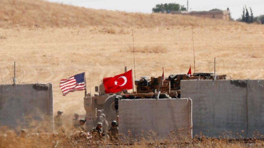 İngiliz basınının gündemi Türkiye-Suriye sınırındaki hareketlilik