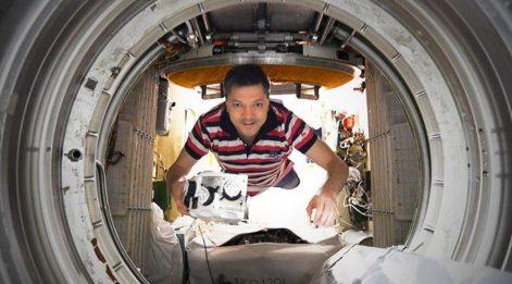 Uzay İstasyonu'nda devrim yaratacak proje... Yazıcıda et ürettiler!