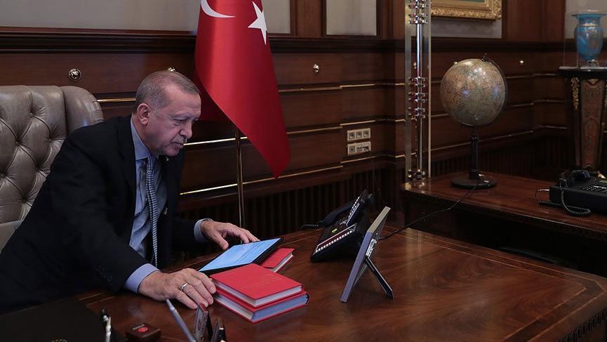 Erdoğan: Barış Pınarı Harekatı başladı