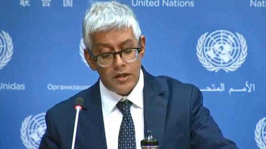 BM'den Barış Pınarı Harekâtı açıklaması!