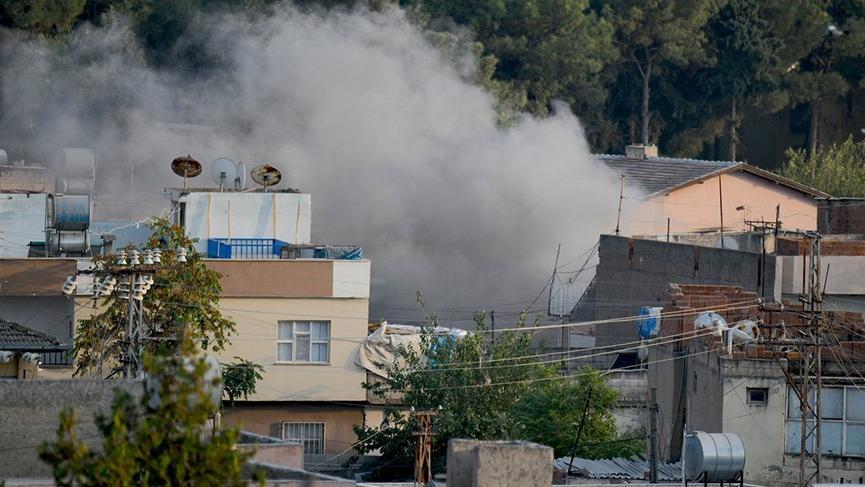 MSB: Hainler hastane ve okullardan saldırıyor