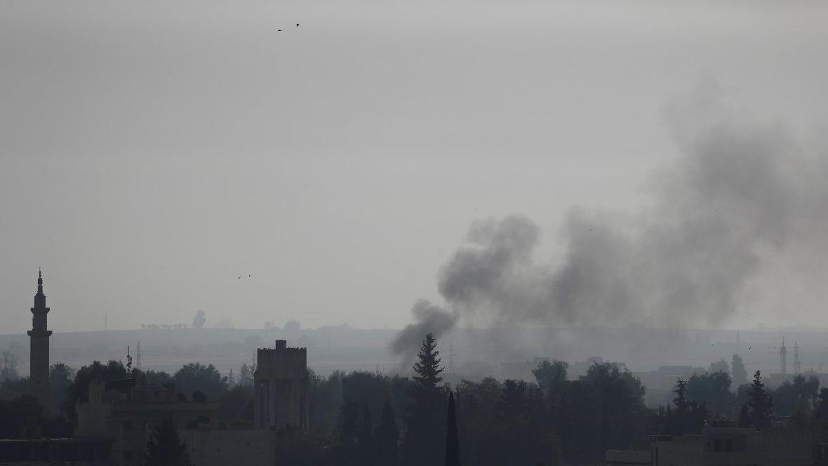 Barış Pınarı Harekâtı'nda son durum... Türk askeri ilerliyor