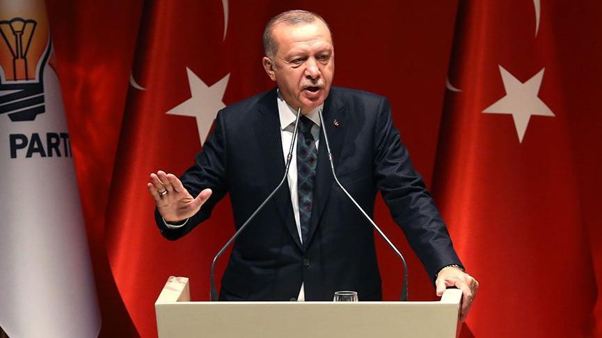Cumhurbaşkanı Erdoğan: Ordumuzu işgalci olarak nitelerseniz kapıları açarız