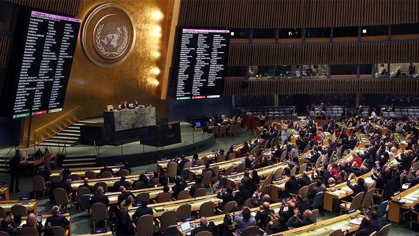 BM'deki kınama teklifine Rusya ve ABD onay vermedi