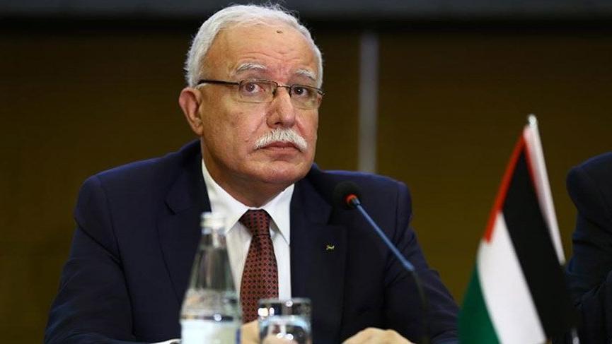 Filistin 'kınama' iddialarını yalanladı!