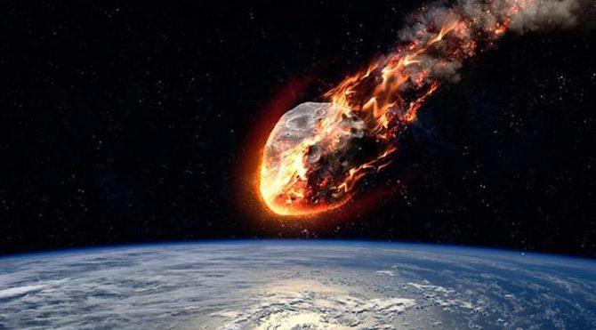 Son dakika Avrupa Uzay Ajansı tarih verdi Gök taşı Dünya
