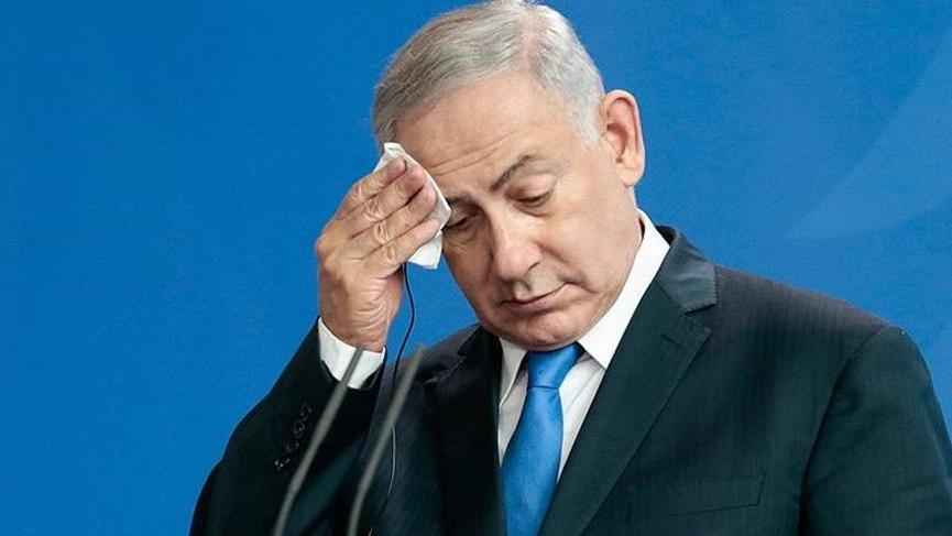 Netanyahu'nun küstah açıklamalarına sert tepki!
