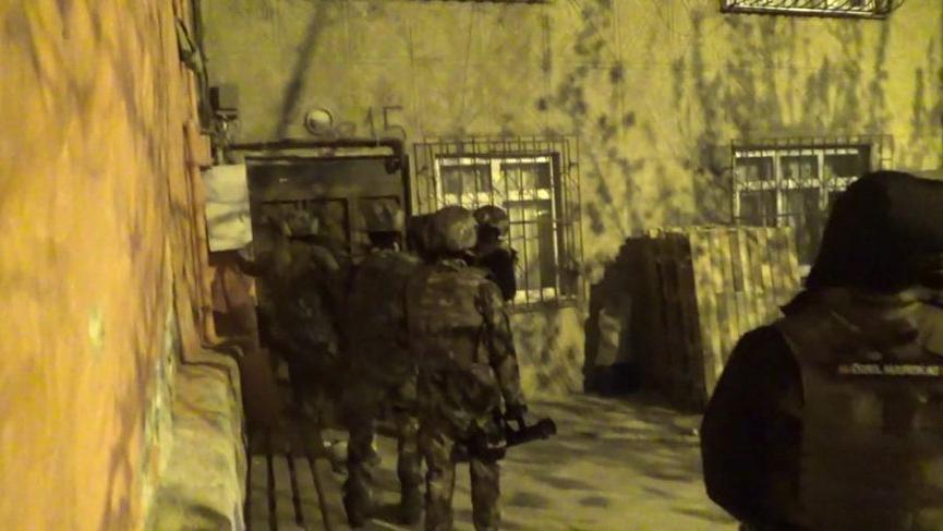 Teröristlerin suikast planını 'MİT' belirledi, 'Emniyet' çökertti