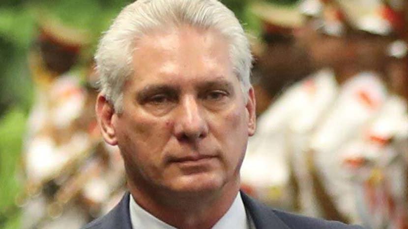 Küba'da 43 yıl sonra devlet başkanı seçildi