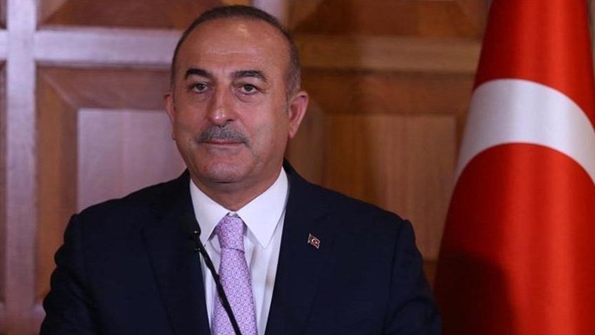 Çavuşoğlu: Cani teröristlere karşı savaş sekteye uğramayacak