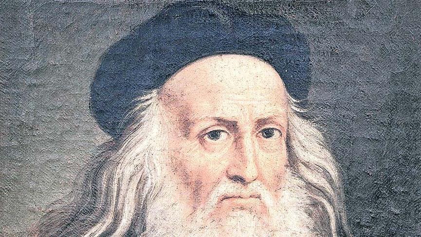 Da Vinci ölümünün 500'üncü yılında anılıyor