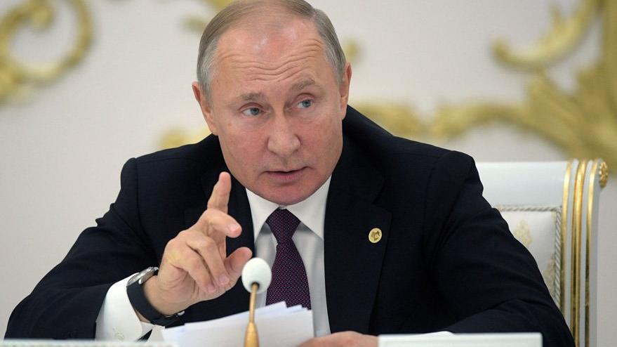 Son dakika... Putin'den ilk Barış Pınarı Harekâtı açıklaması