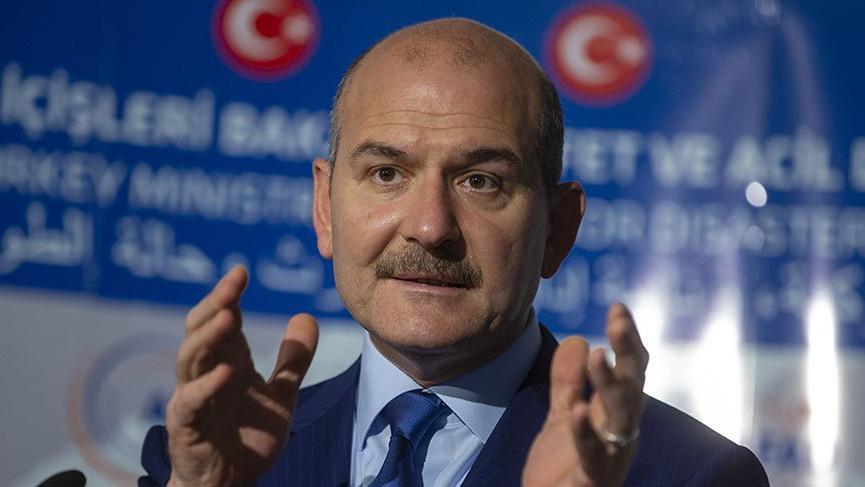 Soylu: PKK'yı alır, DEAŞ'la üst üste koyar, hepsini bir kalemde siler süpürürüz