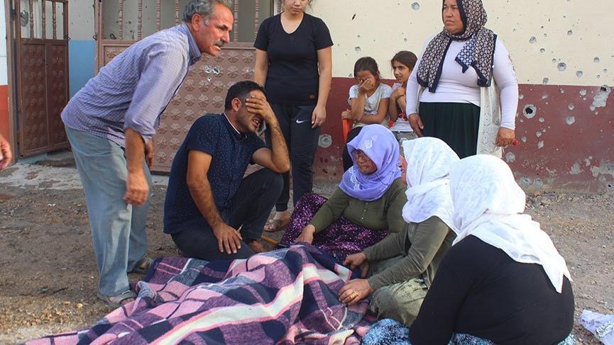 Son dakika... Suruç'a havan saldırısı: İki kişi hayatını kaybetti