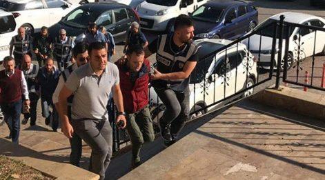 Yüz nakilli Recep Sert tutuklandı!