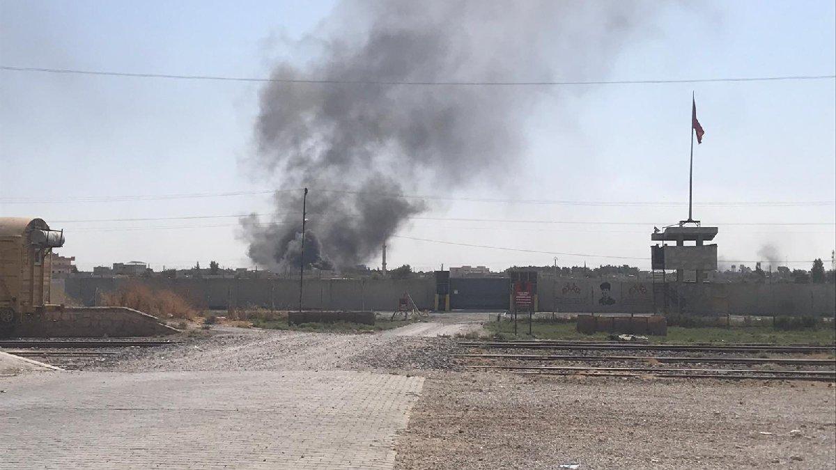 Barış Pınarı Harekatı'nda dördüncü gün... Tel Abyad vuruluyor...