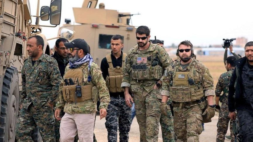 Son dakika... Barış Pınarı Harekâtı: ABD askerleri bir bölgeden daha çekildi