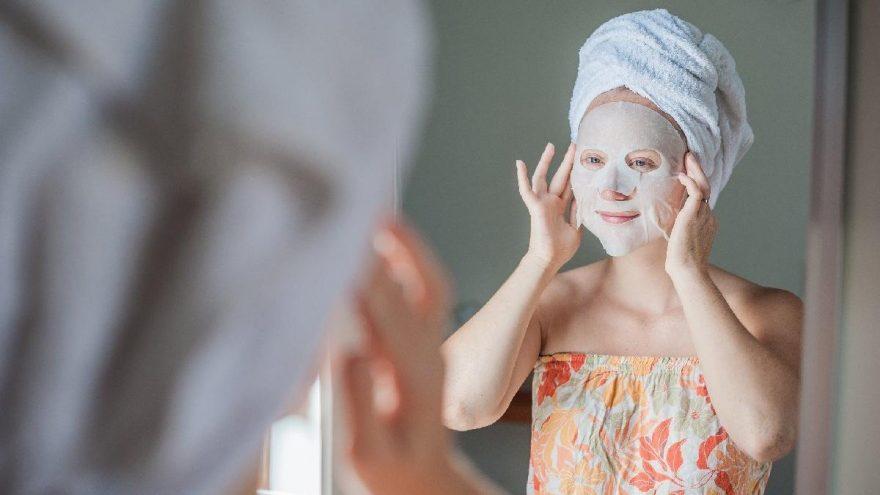 Evde kağıt maske nasıl yapılır? İşte püf noktaları…