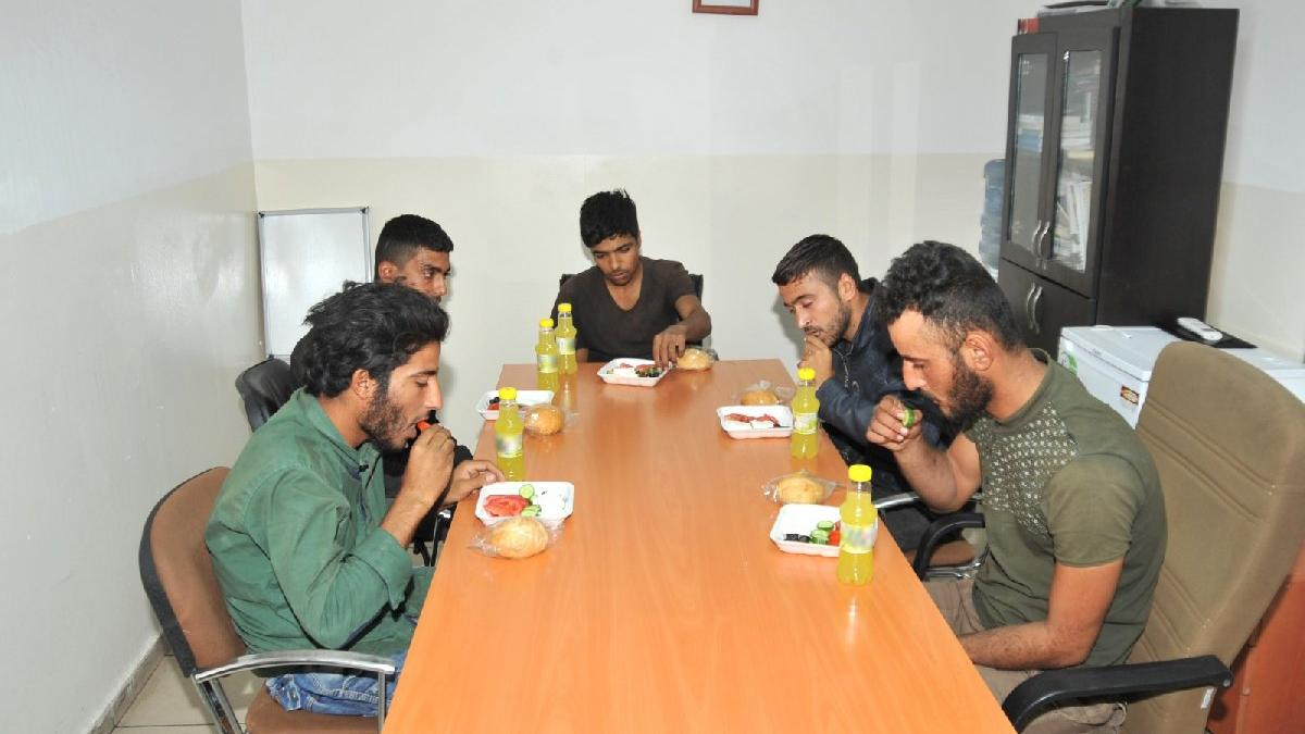 YPG/PYD üyesi 24 terörist teslim oldu