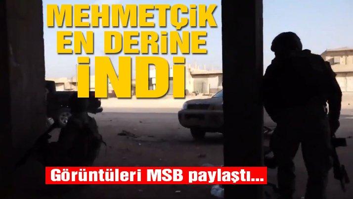 Milli Savunma Bakanlığı: 35 kilometre derinlikte kontrol sağlandı