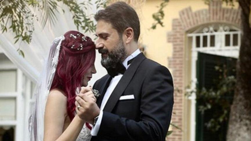 Erhan Çelik ile Özlem Gültekin evlendi