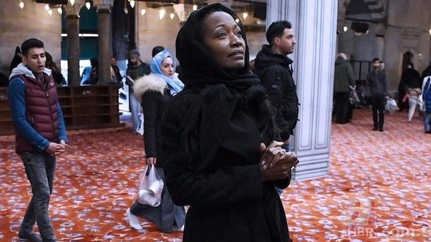 Della Miles; 'Suriye Barış Pınarı Harekatı desteklenmeli'